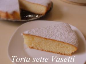 torta allo yogurt sette vasetti