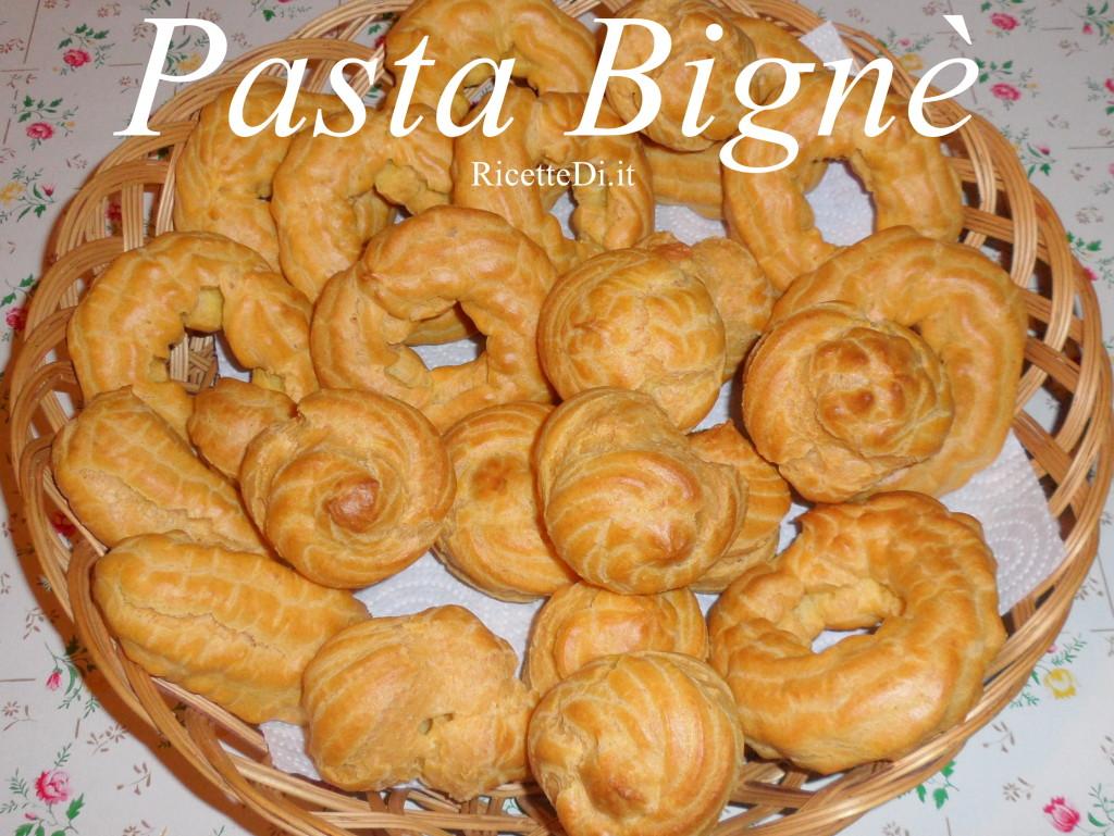Zeppole Di San Giuseppe Al Forno Ricettedi.it #B04B15 1024 769 Ricette Cucina Disegnate